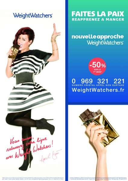weight watchers amel bent