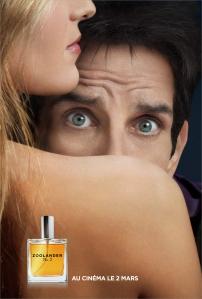 ZOOLANDER 2 - affiche parfum 2